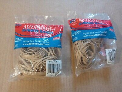 2 Packs Of Rubber Bands Advantage Brand 32 3x18.
