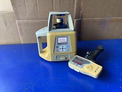 Topcon Rotary Laser Level Rl-100 1s