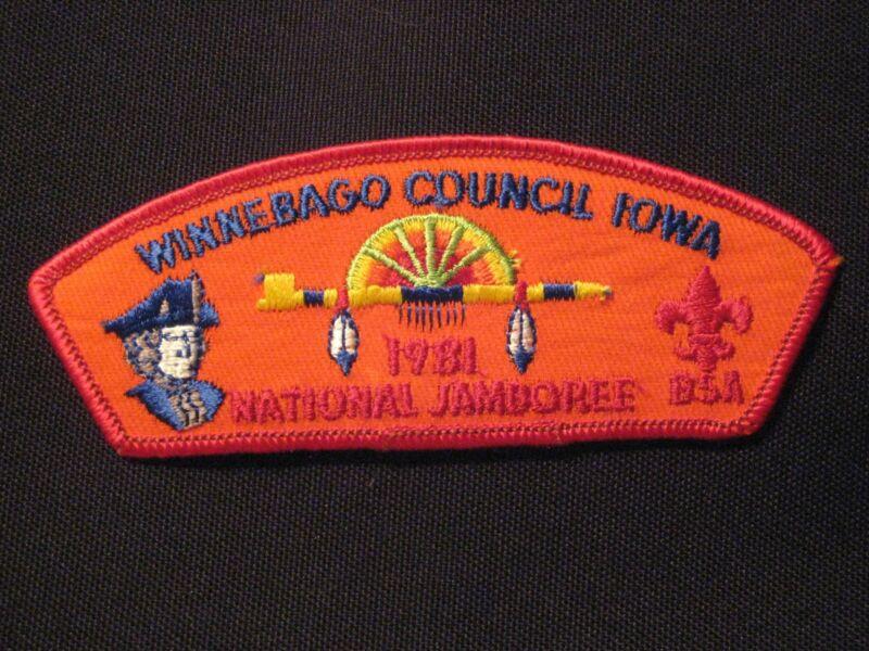 Winnebago 1981 JSP