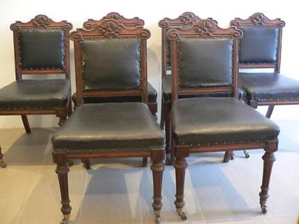 Antique English Oak Chairs - Antique English Chair Armchairs Gumtree  Australia Brisbane North - Antique Chairs - Antique Chairs Brisbane Antique Furniture