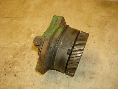 1964 John Deere 4020 Diesel Tractor Governor Idler Timing Gear Assembly