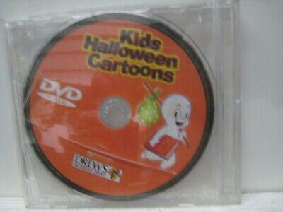 Kid's Halloween Cartoons with Casper the Friendly Ghost