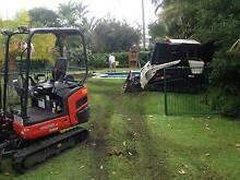 Mini Excavator Bobcat Positrack 6m3 Tipper Hire Brisbane Ipswich Brisbane City Brisbane North West Preview