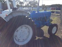 Ford 4000 tractor, 3pl, pto,remotes,suit hobby farmer, 6' slasher Inverloch Bass Coast Preview