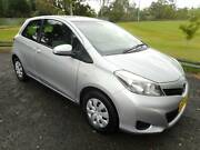 2011 Toyota Yaris YR Hatch Only 54000 Kms and Rego Exp Aug 2019 North Parramatta Parramatta Area Preview