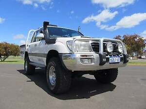 2001 Toyota LandCruiser DualCab Fitted with a 6500 Optimizer Chev Brunswick Harvey Area Preview