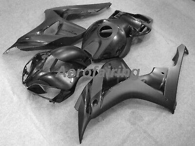 Fairing Bodywork Body Kit for Honda CBR 1000 RR 2006 2007 CBR1000RR 06 07 Black