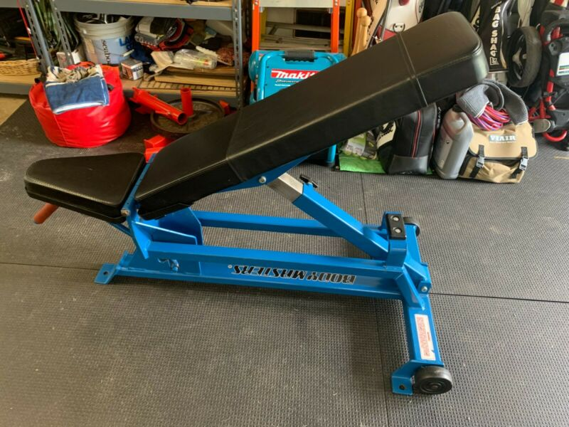 Body Masters Adjustable Bench