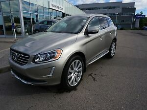 2014 Volvo XC60 T6 AWD with Volvo's Certified Pre-owned Warranty