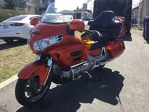 Moto - Honda Goldwing 2003 - 1 800 cc