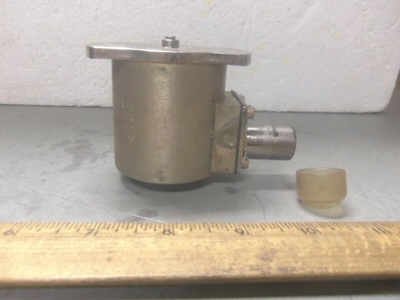 G. W. Lisk Company Inc. - 24 VDC Electrical Solenoid - P/N: L-4974 (NOS)