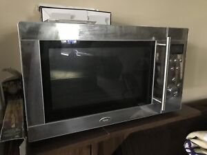 Used microwave - best offer