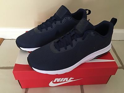 NIKE AIR MAX TURBULENCE SNEAKERS SIZE 11, NAVY, BRAND NEW, BEST