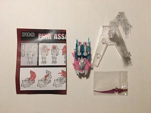 Transformers Iron Factory Arcee