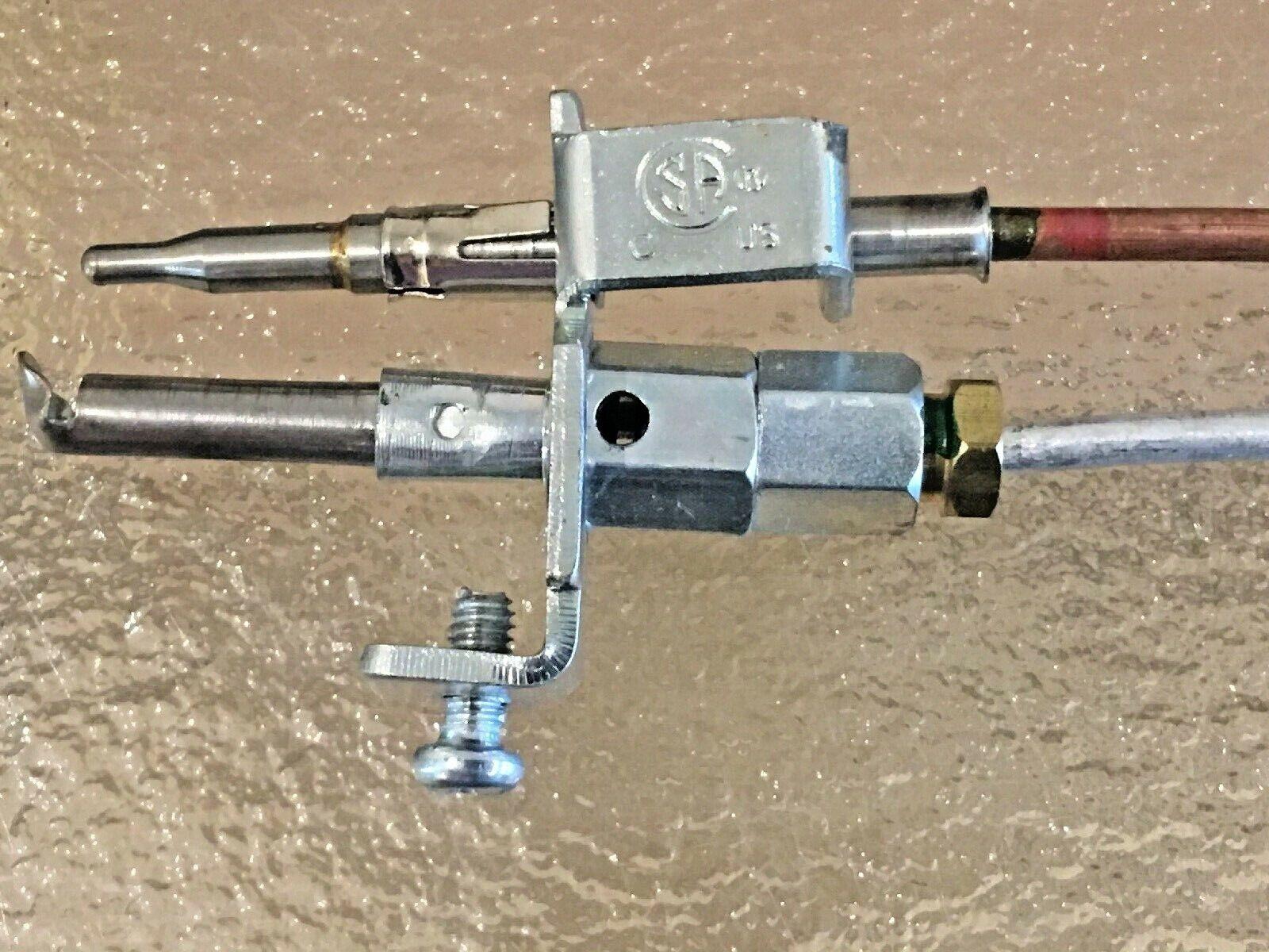Wedgewood Atwood Stove Oven RV1733 RV2133 Thermocouple 57274 Burner Pilot Tube