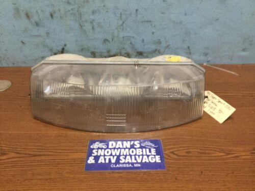 Head Light Lamp Unit # 2431008  Polaris 1999 Super Sport 550 Snowmobile