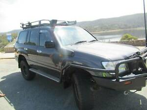 2004 Toyota LandCruiser with TURBO!