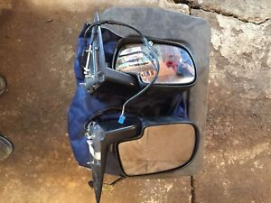 06 Chevy power mirrors