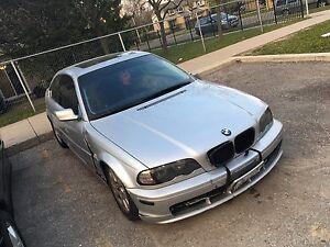 BMW 323CI 2001 (2 door)