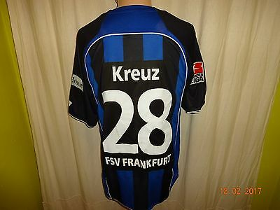 FSV Frankfurt Jako Matchworn Trikot 2008/09