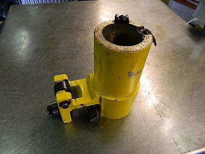 Matsuura Cat 40 Taper CNC Tool Changer Pod Holder Unit, Aluminum Body, Used
