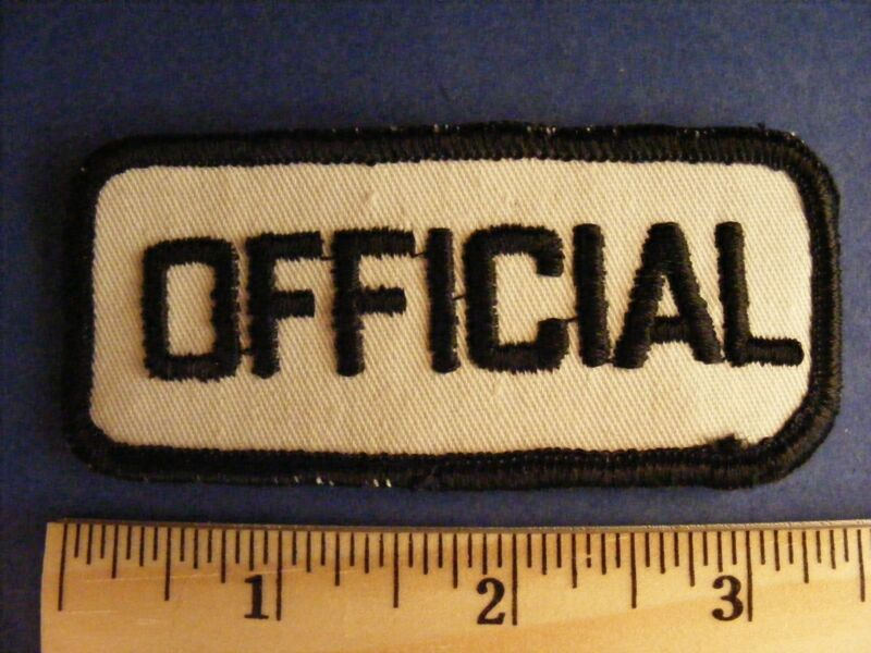 Official patch