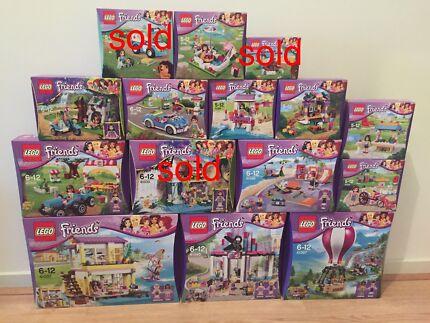 Lego friends brand new from $10 Burton Salisbury Area Preview