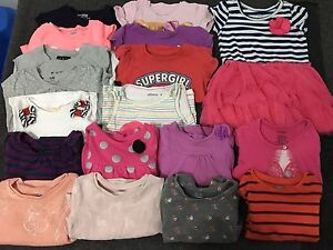 Toddler girl summer clothes lot -2T