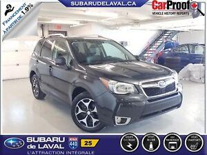 2015 Subaru Forester 2.0XT Limited Awd *38.000km* *Cuir et Navig