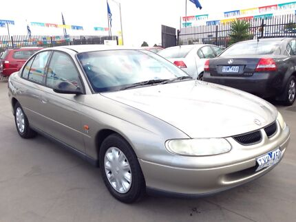 1998 Holden Commodore Automatic Sedan WITH REGO AND RWC Ravenhall Melton Area Preview