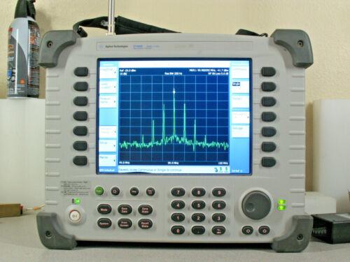 Agilent HP E7495B 10-2750MHz Spectrum Analyzer BST Loaded! READ!