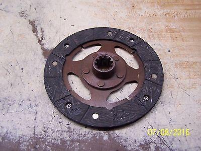 International Farmall Cub Tractor Clutch Disc