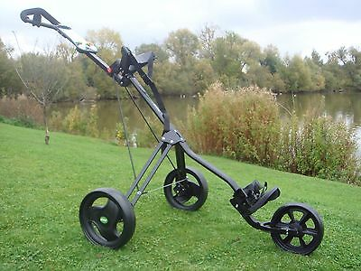 Greenway Golf Par3 Three Wheel Golf Trolley - Was £59.99 - Our Price Only £44.99