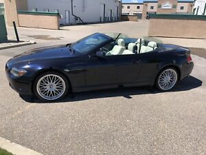 2007 Bmw 650I Convertible V8 Good shape $18000 obo