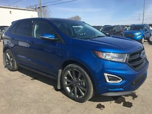 2018 Ford Edge Sport Remote Start | Heated Steering Wheel | A...