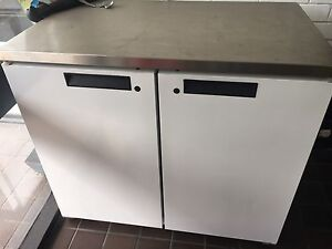 Commercial Grade  Fridge Cabinet - stainless steel top Chipping Norton Liverpool Area Preview