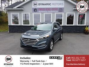 2017 Hyundai Tucson Premium AWD! LOW KMS! OWN FOR $175 B/W, 0...