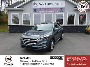 2017 Hyundai Tucson Haut de gamme AWD! LOW KMS! OWN FOR $175...