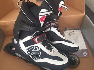 K2 roller blades size 9 adult male (NEW)