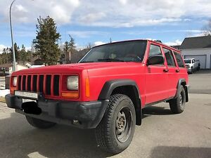 1999 jeep Cherokee  CUSTOM