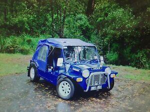 Mini moke Sorrento Mornington Peninsula Preview