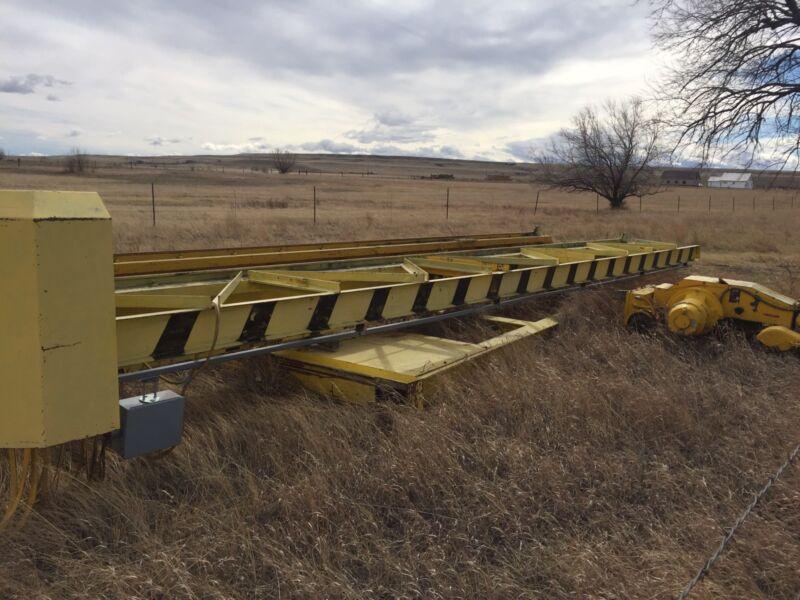 Wright Bridge Crane 10 Ton