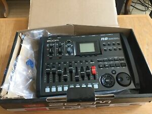 Recorder: Interface : Controller : Sampler Zoom R8