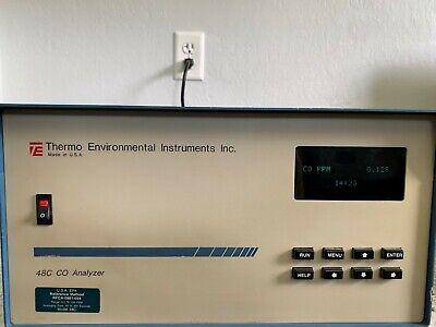 Thermo Environmental 48c Co Analyzer