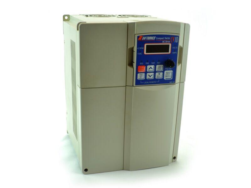 1hp 230v 1-phase Saftronics Cv10 Vfd, Inverter, Drive Cv102001-91 Cv10200191