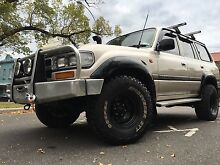 Toyota landcruiser factory turbo diesel auto with Gas injected North Melbourne Melbourne City Preview