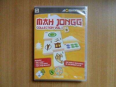 (PC) - MAH JONG COLLECTION VOL. 1 - NEUWARE!