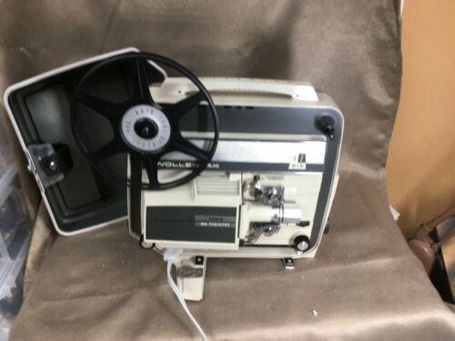 Vintage Wollensak 818 8mm Projector Working
