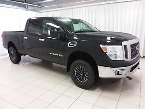 2018 Nissan Titan XD SV V8 ENDURANCE 4X4 4DR 6PASS NEW ALLOYS! F