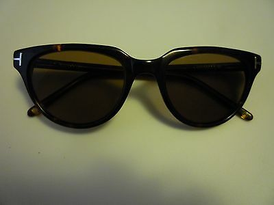 Tom Ford ALTERED Tortoise Shell Cat Eye Frames Arms Not Original USE FOR PARTS!